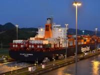 Drewry prevê aumento lento dos navios no Canal do Panamá