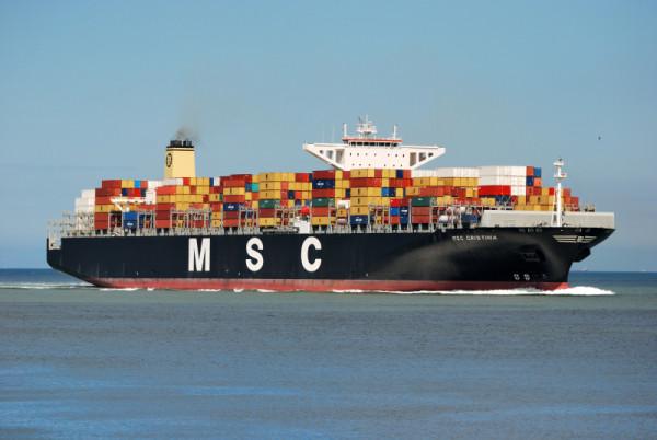 MSC Cristina