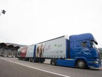 Mega-camiões com autorização definitiva em Espanha