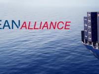CMA CGM, Cosco, Evergreen e OOCL anunciam a Ocean Alliance
