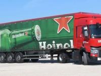XPO Logistics e Central de Cervejas renovam até 2018
