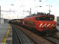 Takargo quer locomotivas eléctricas da CP