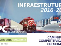 """CPC: workshop """"Infraestruturas 2016-2020"""" com nova data"""