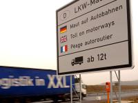 Portagens alemãs para camiões alargadas a 1 de Julho