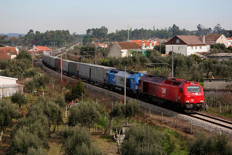 Comsa Rail, agora Captrain España, é parceira da Takargo