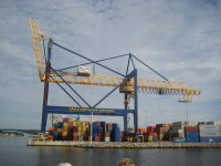 Yilport duplica capacidade do terminal de contentores de Gävle