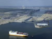 Porto de Antuérpia inaugura a maior eclusa do mundo