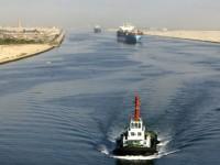Canal do Suez mantém taxas em 2020