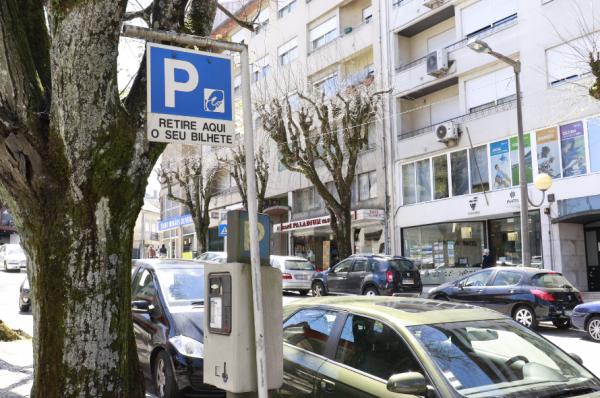 Estacionamento - Viseu