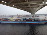 Maersk lança seguro de cargas