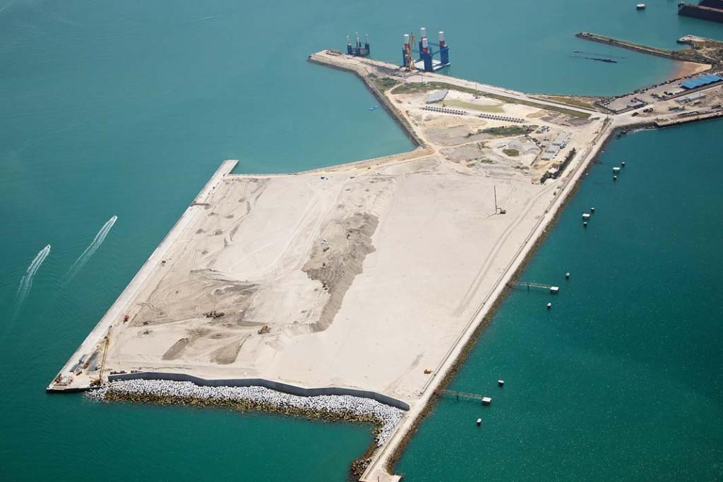Terminal de contentores de Cádiz