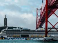 Cancelamentos impediram crescimento dos cruzeiros em Lisboa