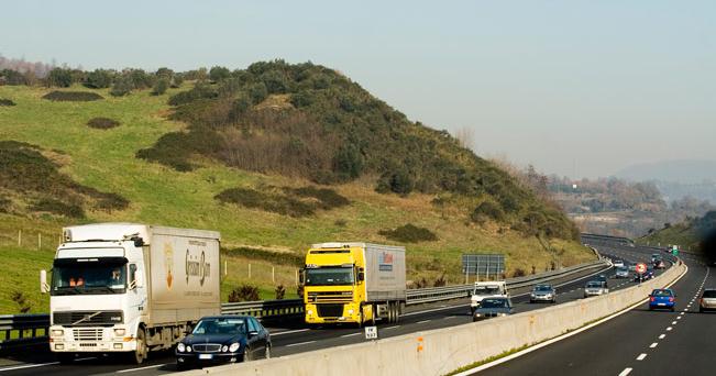 Camiões - Itália