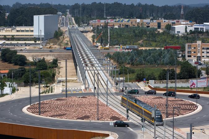 Ligação ISMAI - Trofa não é rentável para a Metro do Porto
