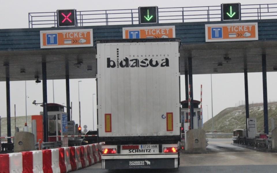 Portagens em Navarra poderão render 45 milhões/ano
