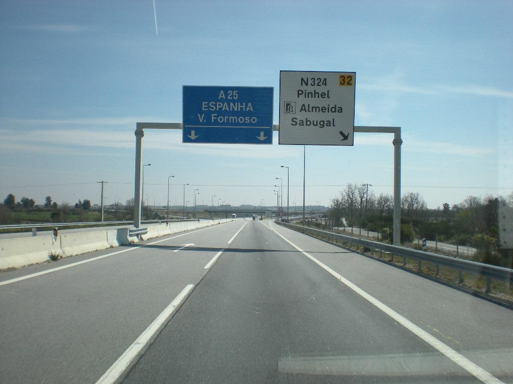 Portagens - SCUT