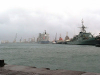 Porto de Ponta Delgada prepara ampliação