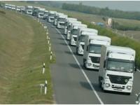 China quer transporte rodoviário para a Europa