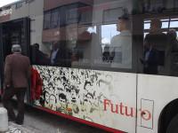 Transportes públicos sobem até 2,5% em 2018
