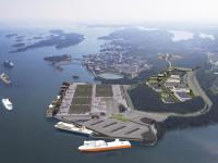 Hutchinson vai operar terminal no Stockholm Norvik Port