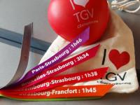 Inaugurada a Linha de Alta Velocidade Paris-Estrasburgo