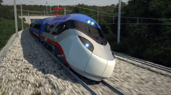 Alstom - Alta Velocidade - EUA
