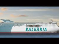 """Baleària garante financiamento para """"mega-ferry"""""""