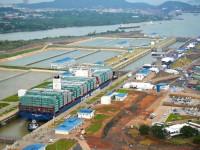 """Novo"" Canal do Panamá contou 55 navios no primeiro mês"