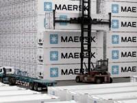 Maersk fecha fábrica de contentores no Chile