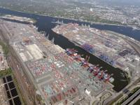 Hamburgo: 7 milhões de TEU até Setembro