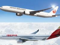 Iberia com voos directos Madrid-Tóquio a partir de Outubro