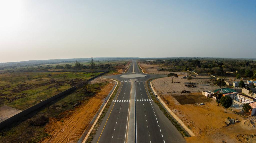 Moçambique - estradas - Maputo