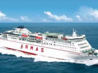 Naviera Armas encomenda maior ferry espanhol