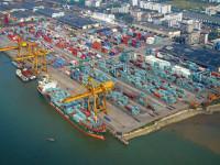 Porto de Guangzhou avança para a Bolsa