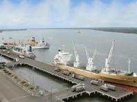 Yilport inicia dragagens em Puerto Bolívar