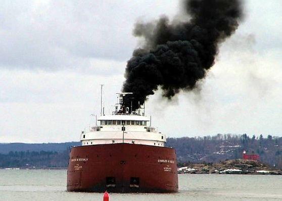 navios - emissões - ECA