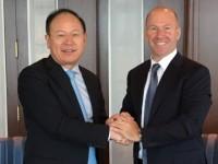 Bombardier e chinesa CRRC reforçam parceria estratégica