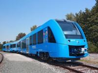 Alstom mostra iLINT com pilha de combustível