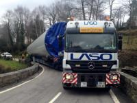 Laso Transportes abre delegação em Itália