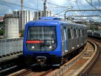 São Paulo quer privatizar duas linhas de metro