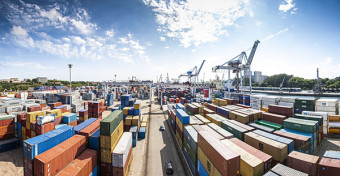 UE concentra três quartos do comércio externo luso
