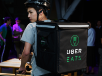 UberEats entregará refeições em 22 países