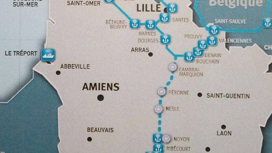 Ports Hauts de France