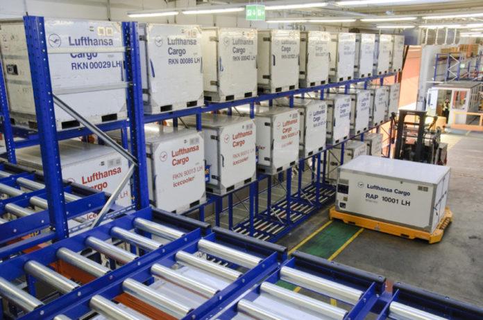 Lufthansa Cargo aumenta receitas e lucros