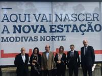 Metro do Porto adjudica estação do outlet de Vila do Conde