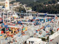 Plano Juncker financia Yilport em Leixões e Alcântara