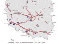 """Polónia alarga a """"eurovinheta"""" a mais 150 km"""