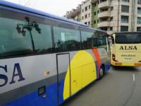 Alsa ganha autocarros da Rabat