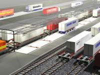 CargoBeamer recebe dois milhões para terminal rodo-ferro em Calais