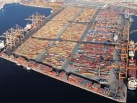 Novo terminal de contentores no Pireu rejeitado